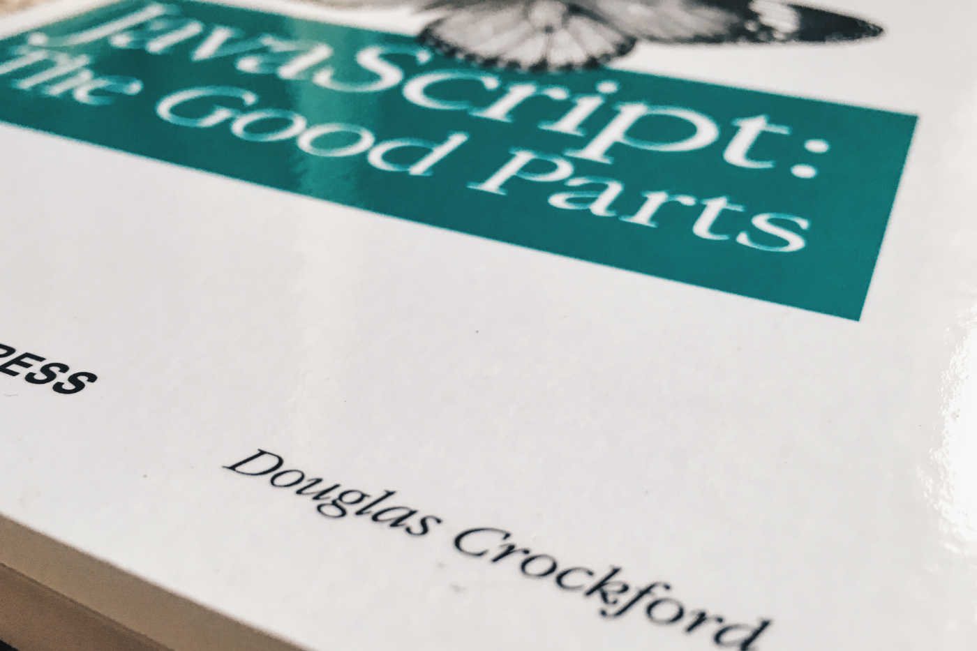 JavaScript: The Good Parts by Douglas Crockford